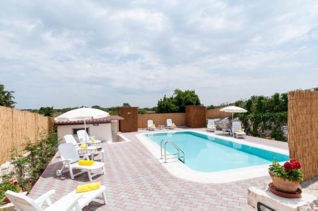 Puglia Villa Met Zwembad Bij Noci 11