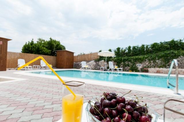 Puglia Villa Met Zwembad Bij Noci 7