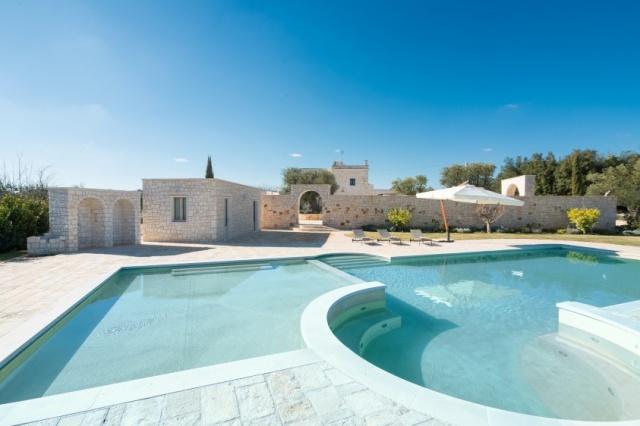 Puglia Villa Prive Zwembad Ceglie 1