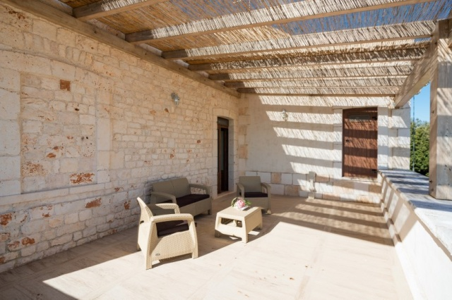 Puglia Villa Prive Zwembad Ceglie 16