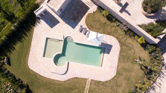Puglia Villa Prive Zwembad Ceglie 3