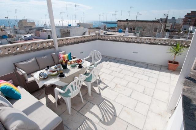 Puglia Vakantiehuis Aan Zee Bij Monopoli 24