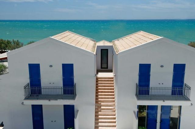 Ragusa Sicilie Vaka Tie Appartement Direct Aan Zee Met Prive Terras 1
