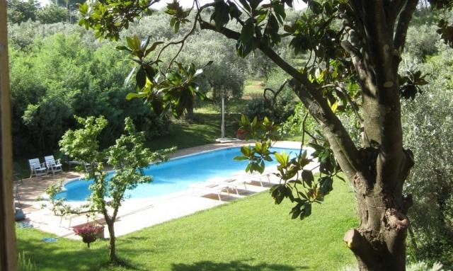 Rome Tivoli Villa Voor 5 Zwembad 8