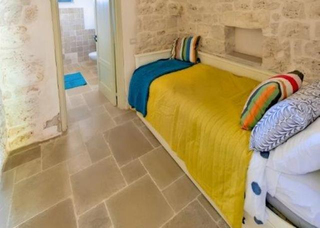 Ruime Trullo Voor 6p Met Zwembad In Puglia 55