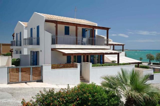 Siciliaanse Strandvakantie Appartement Direct Aan Zee 2