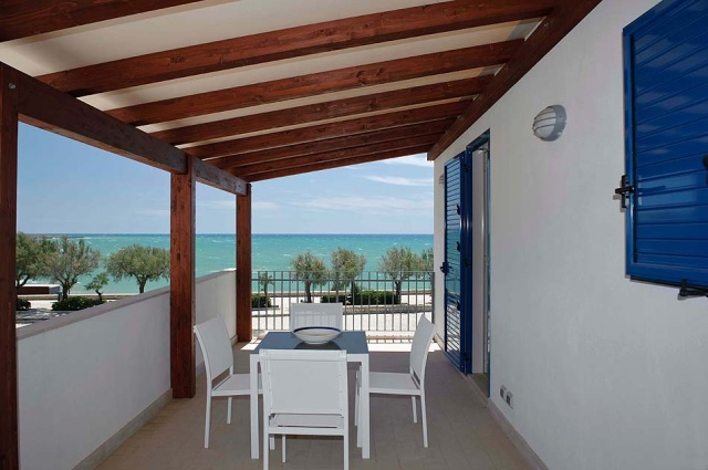 Siciliaanse Strandvakantie Appartement Direct Aan Zee 4