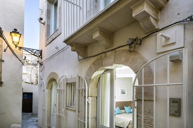 Sicilie Siracusa Stadappartement Historisch Centrum Isla Ortigia 24