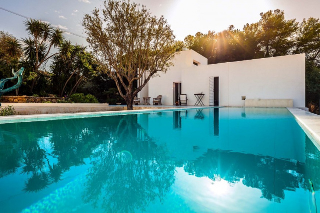 Sicilie Trapani Moderne Villa Zwembad 1