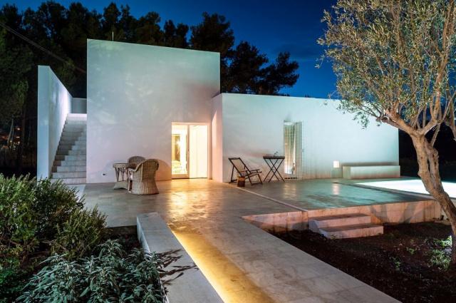 Sicilie Trapani Moderne Villa Zwembad 11