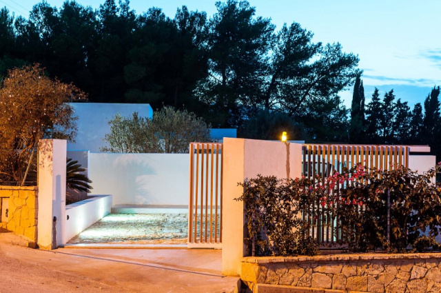 Sicilie Trapani Moderne Villa Zwembad 13