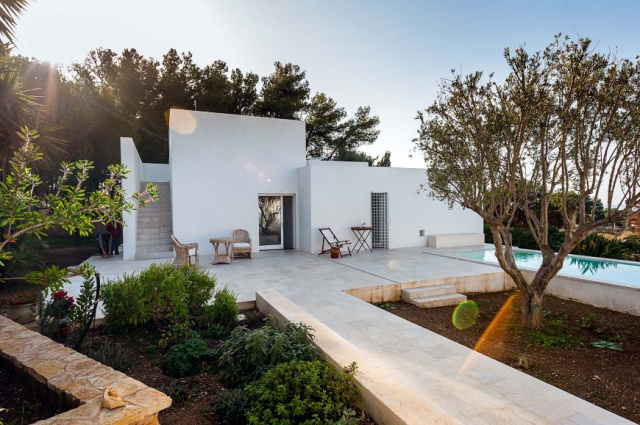 Sicilie Trapani Moderne Villa Zwembad 5