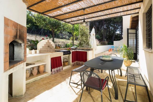 Sicilie Trapani Villa Voor 5 Met Zwembad 14