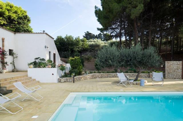 Sicilie Trapani Villa Voor 5 Met Zwembad 7