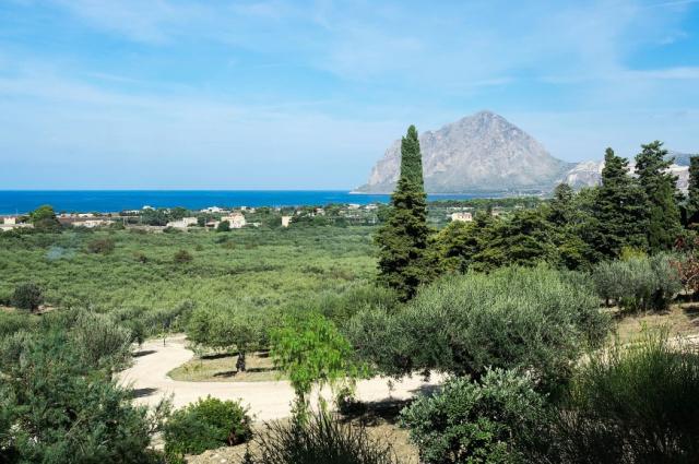 Sicilie Trapani Villa Voor 5 Met Zwembad 8a