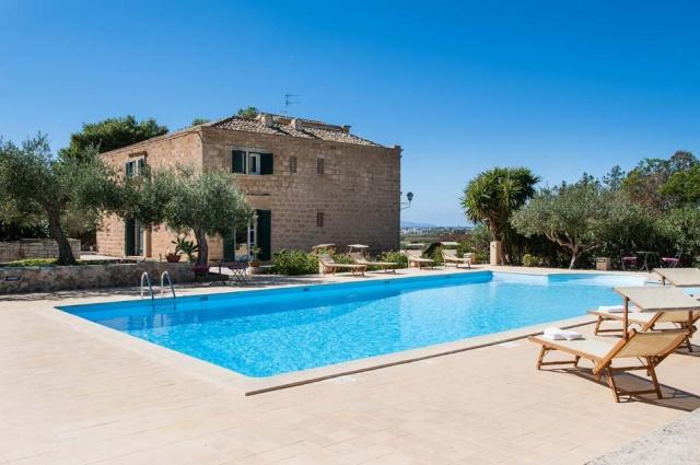 Sicilie Lux Vakantie Villa Met Zwembad Nabij Trapani 3