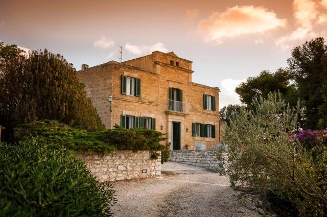 Sicilie Lux Vakantie Villa Met Zwembad Nabij Trapani 5
