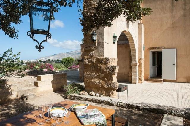 Sicilie Lux Vakantie Villa Met Zwembad Nabij Trapani 7