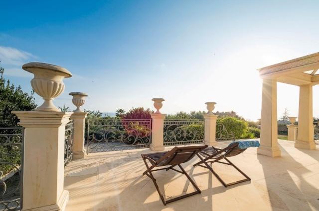 Sicilie Luxe Villa Zwembad Uitzicht Op Zee 2