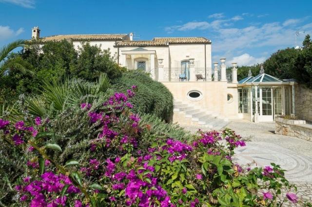 Sicilie Luxe Villa Zwembad Uitzicht Op Zee 5
