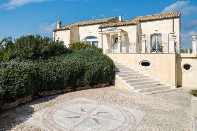 Sicilie Luxe Villa Zwembad Uitzicht Op Zee 6