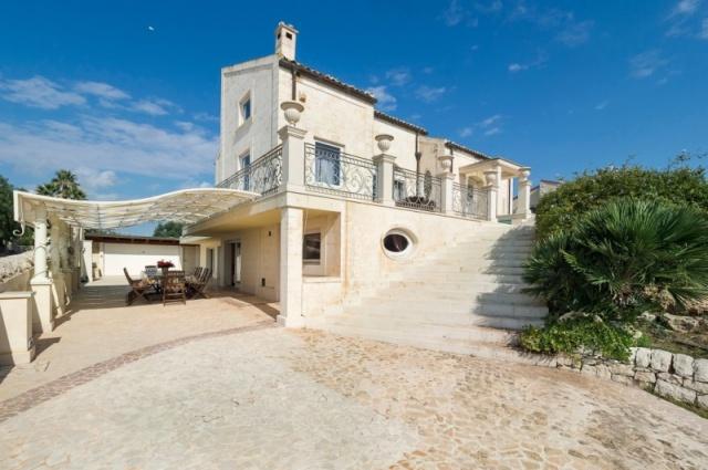 Sicilie Luxe Villa Zwembad Uitzicht Op Zee 7