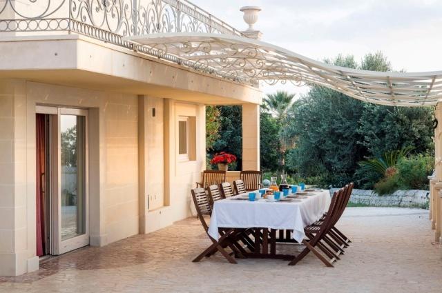 Sicilie Luxe Villa Zwembad Uitzicht Op Zee 8