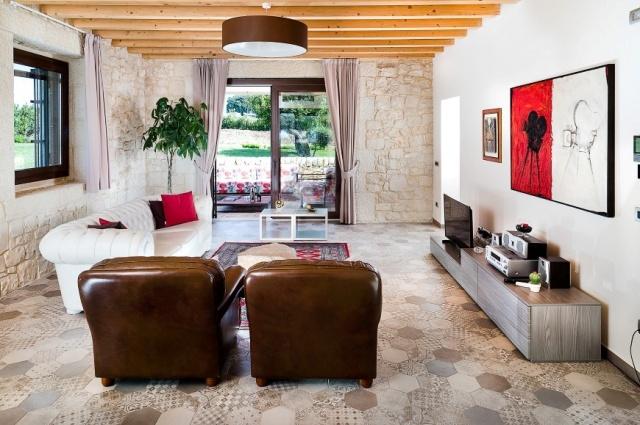 Sicilie Moderne Vakantie Villa Met Prive Zwembad Ragusa 1a
