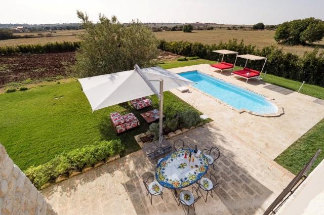 Sicilie Moderne Vakantie Villa Met Prive Zwembad Ragusa 39