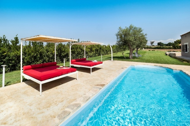 Sicilie Moderne Vakantie Villa Met Prive Zwembad Ragusa 44