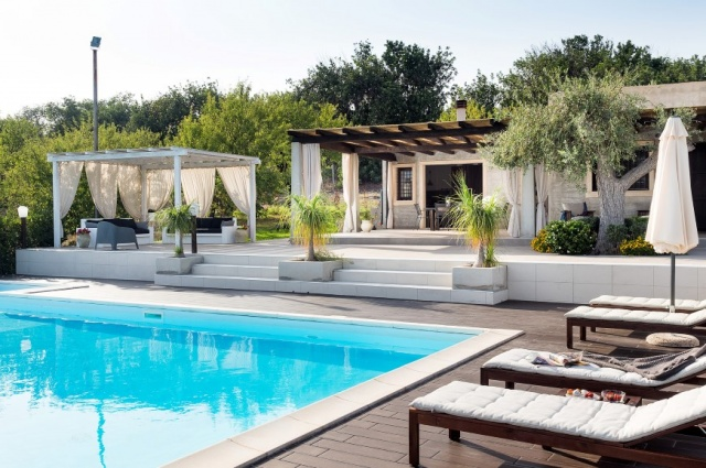 Sicilie Moderne Villa Met Groot Zwembad 12