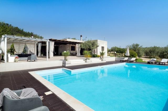 Sicilie Moderne Villa Met Groot Zwembad 14