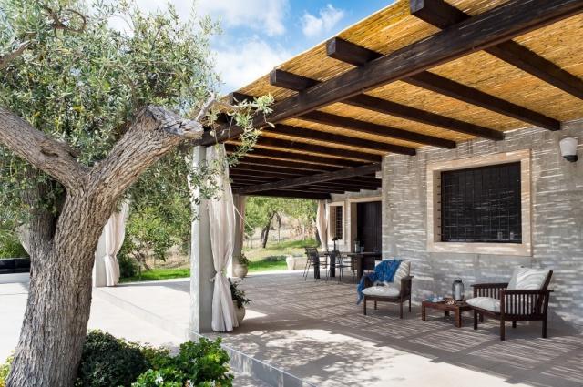 Sicilie Moderne Villa Met Groot Zwembad 16