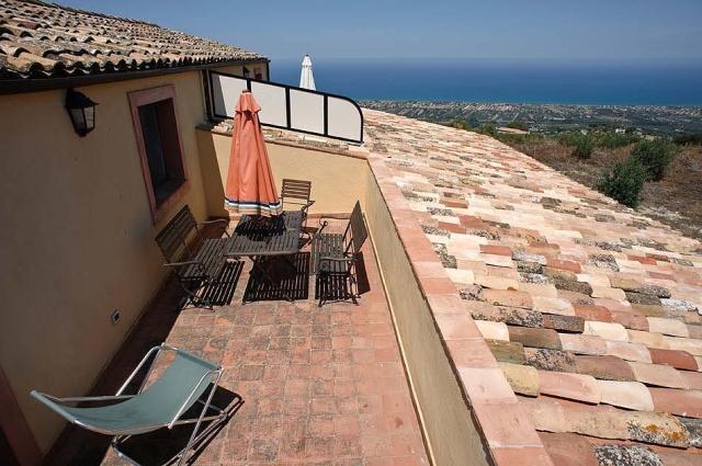 Sicilie Palermo Vakantie Appartement Zeezicht 1