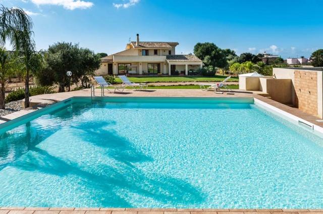 Sicilie Trapani Top Vakantie Villa Bij Marsala Met Prive Zwembad 1