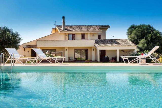 Sicilie Trapani Top Vakantie Villa Bij Marsala Met Prive Zwembad 3