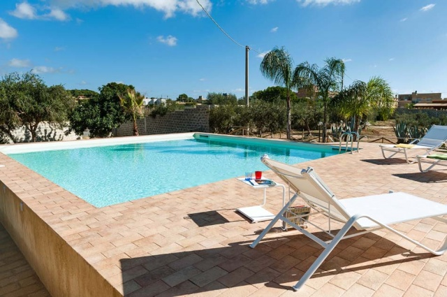Sicilie Trapani Top Vakantie Villa Bij Marsala Met Prive Zwembad 4
