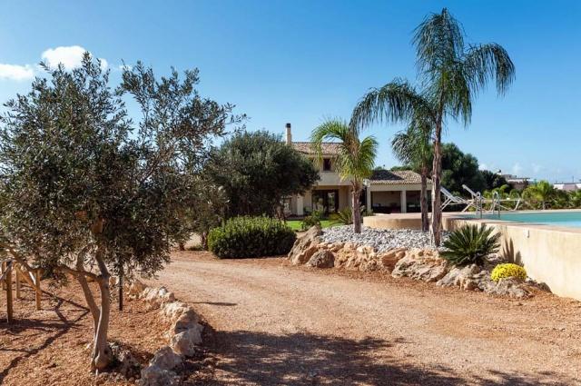 Sicilie Trapani Top Vakantie Villa Bij Marsala Met Prive Zwembad 5
