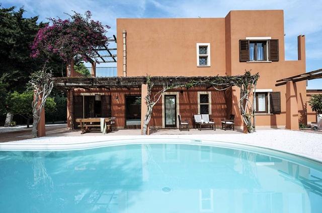 Sicilie Vakantie Villa Met Zwembad In Trapani Nabij Marsala En Strand