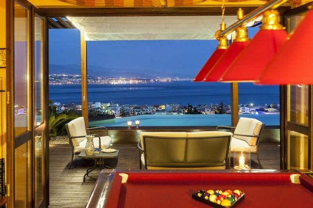 Sicilie Vakantievilla Met Zee Zicht En Infiniti Pool Messina 5