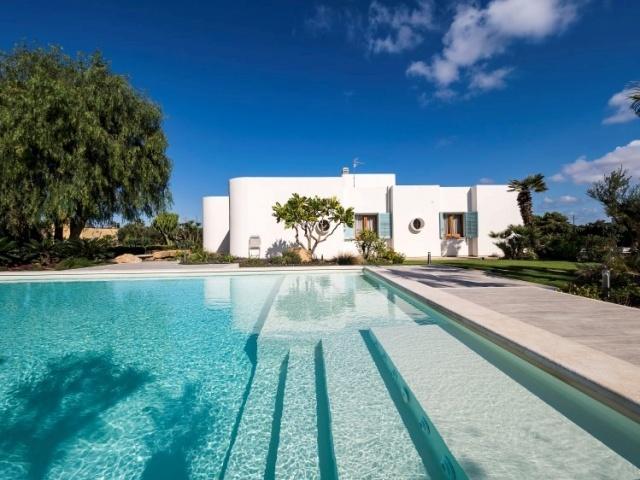 Sicilie Villa 450m Van Zee Met Zwembad 4