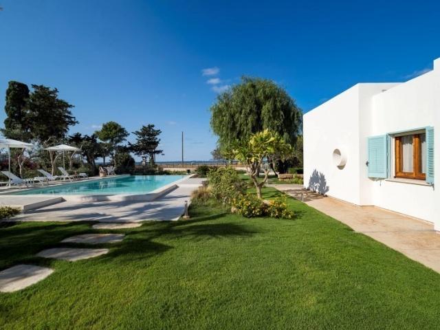 Sicilie Villa 450m Van Zee Met Zwembad 6