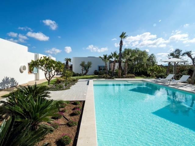 Sicilie Villa 450m Van Zee Met Zwembad 7