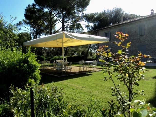 Statig Landhuis Met Appartementen Vlakbij Zee Pesaro 75