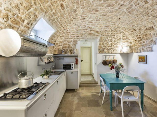Statige Villa Puglia 16