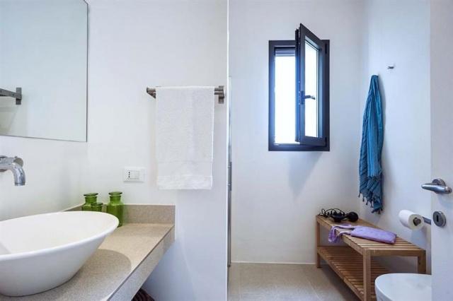 Strak Moderne Villa Vlakbij Strand Sicilie 19