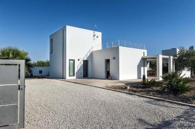 Strak Moderne Villa Vlakbij Strand Sicilie 2