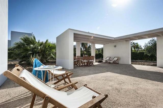 Strak Moderne Villa Vlakbij Strand Sicilie 4