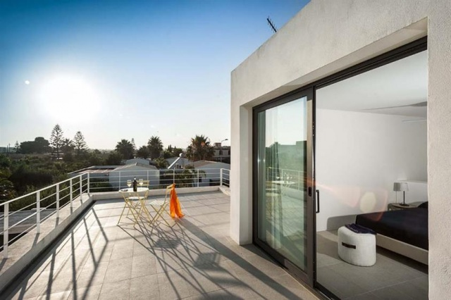Strak Moderne Villa Vlakbij Strand Sicilie 8