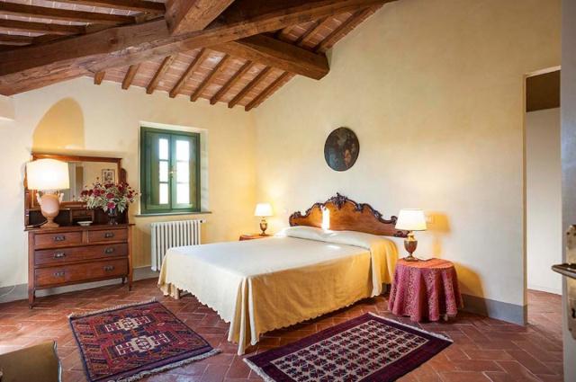 Toscane Villa Zwembad Tussen Pisa Florence 22